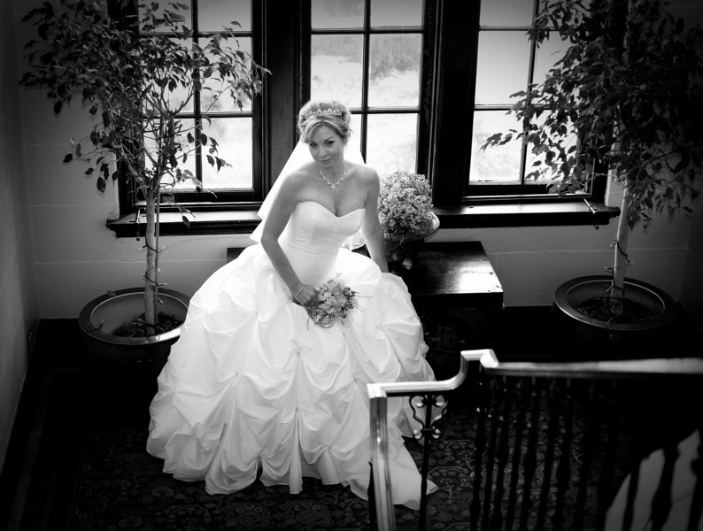 Ossi - Bridal portrait