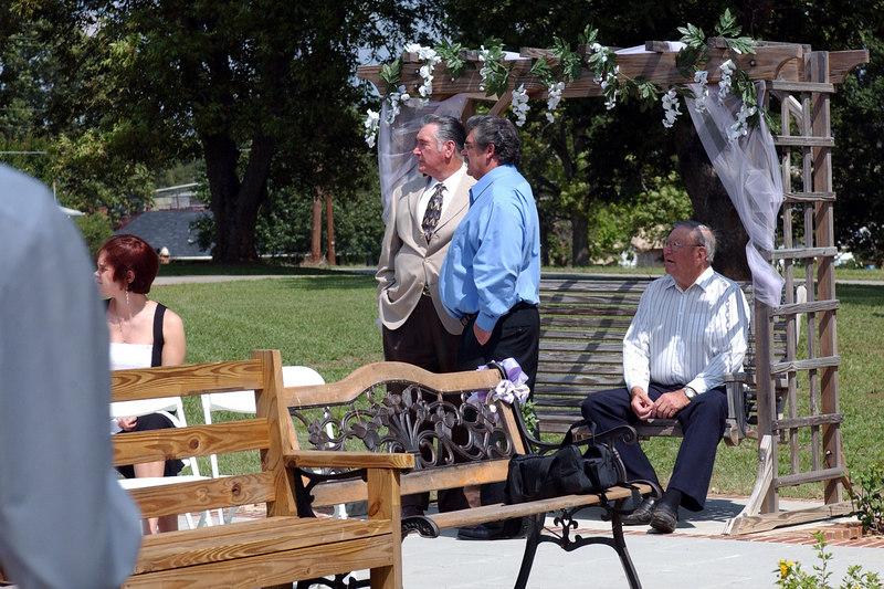 Dawson Wedding - Sept. 2006