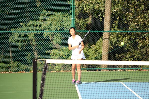2018 Verona Girls Tennis