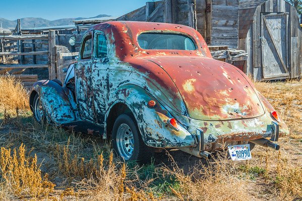 Old Cars and Trucks