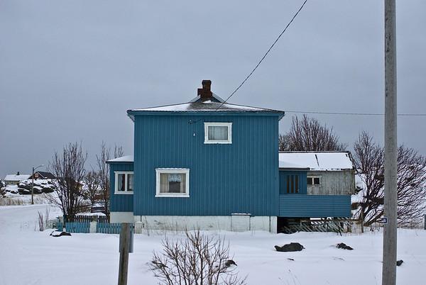Værøy - beauty of roughness
