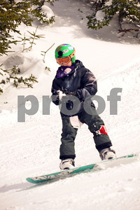 March 25 -Snowboard Action with Jason W.- Sterling Mt.