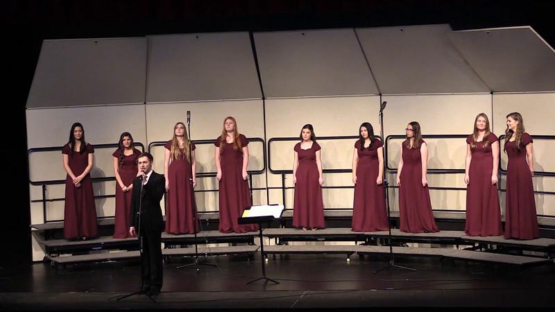 Choir Spring Concert 2016