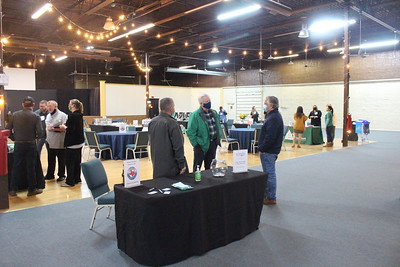 404 Main Place, Business After Hours, January 21, 2021