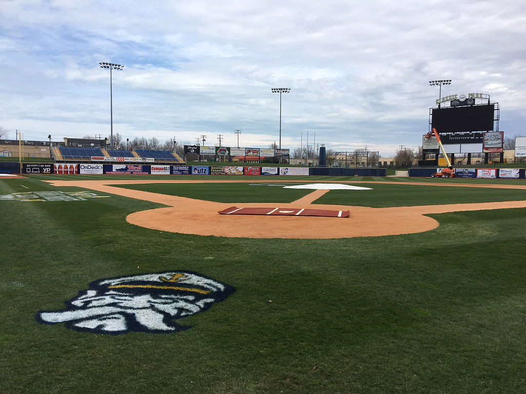 """. The Lake County Captains open the season April 6 on the road against the Dayton Dragons. The home opener is 6:30 p.m. April 8 against the Dragons at Classic Park in Eastlake. For more information, visit <a href=\""""http://www.milb.com/index.jsp?sid=t437\"""">captainsbaseball.com</a>. (Cheryl Sadler - The News-Herald)"""