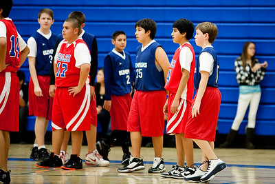 Jeremiah's Basketball Games