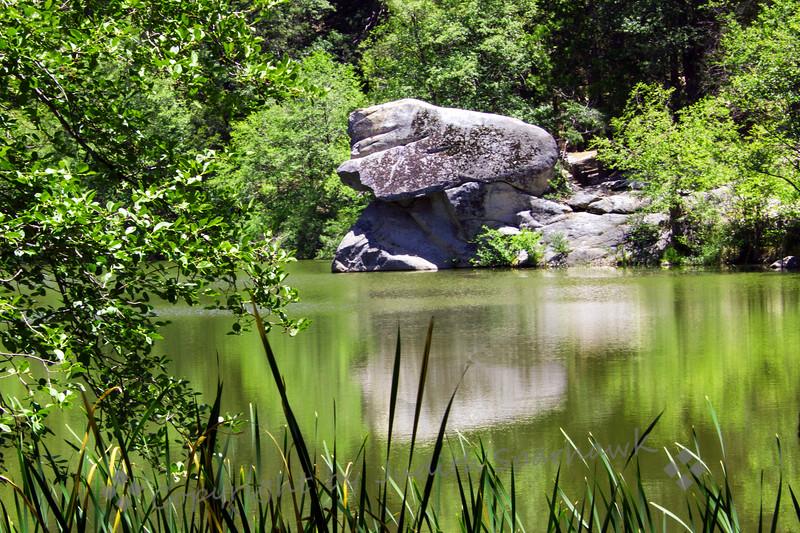Lake Fulmor - Judith Sparhawk