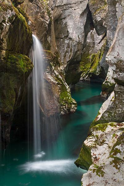 Soča - emerald river
