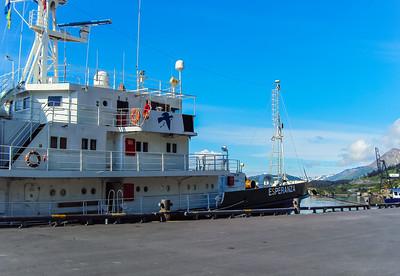Kodiak - Greenpeace Boat 2012