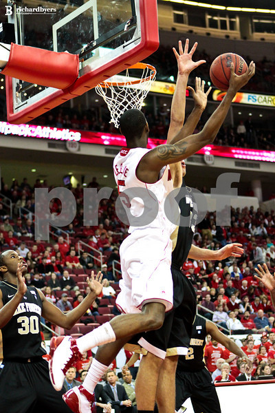 NC State vs Wake Forest BBall