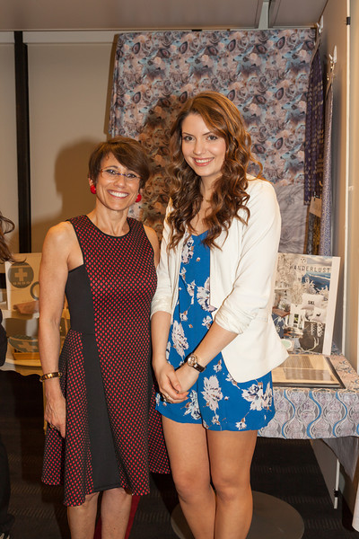 Class of 2014  Textile Design Senior Show