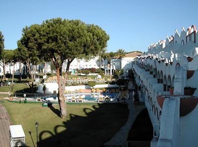 Honeymoon Day 2 - Marbella and Malaga