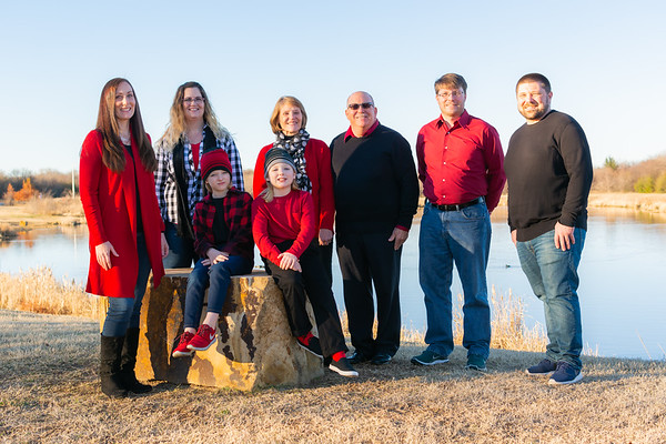 Family portraits 1-4-19
