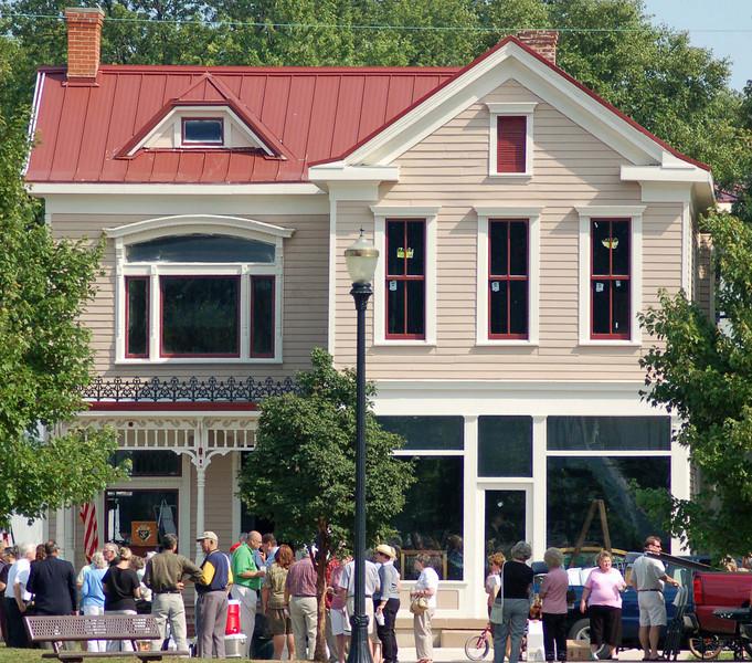 1218 E. Oak Street, Cardinal Ritter Birthplace
