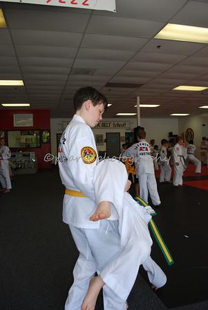 Karate 7-27-12