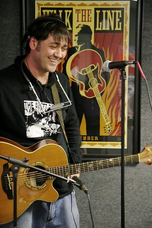 Marc Higgins at WGWG