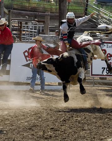 2007 Bull Riding