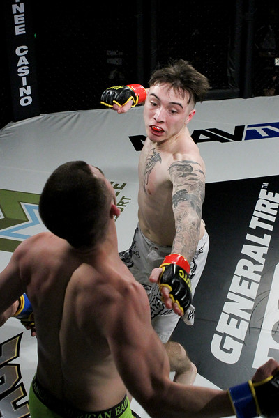 Clayton McGhee vs Devin Shepherd