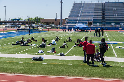 Memorial District Prelims