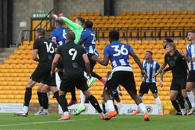 Pre Season Friendly Port Vale v Sheffield Wednesday 2021-22