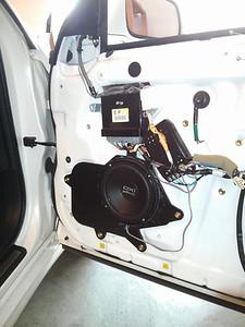 2003 Lexus GS300 Front Door Speaker Installation - USA
