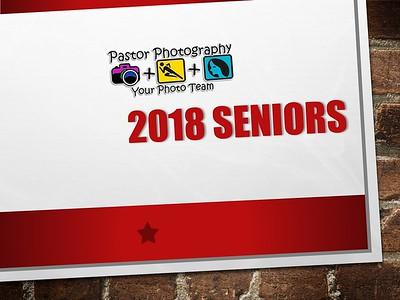 2017-2018 Seniors
