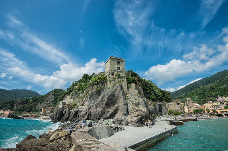 Monterosso Lookout