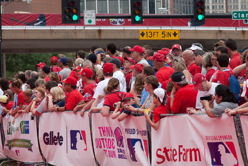 "2009 MLB All Star Game ""Red Carpet Show"", St. Louis, MO"