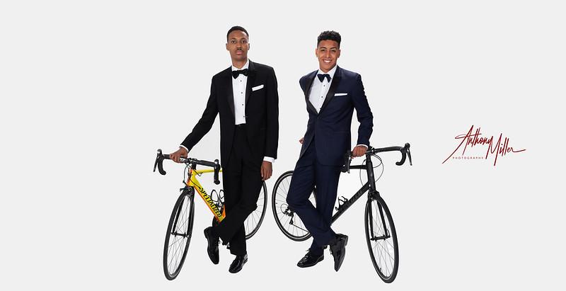 Tuxedos & Cycles