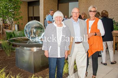 Mount Nittany Medical Center's Healing Garden Dedication - June 29,  2016