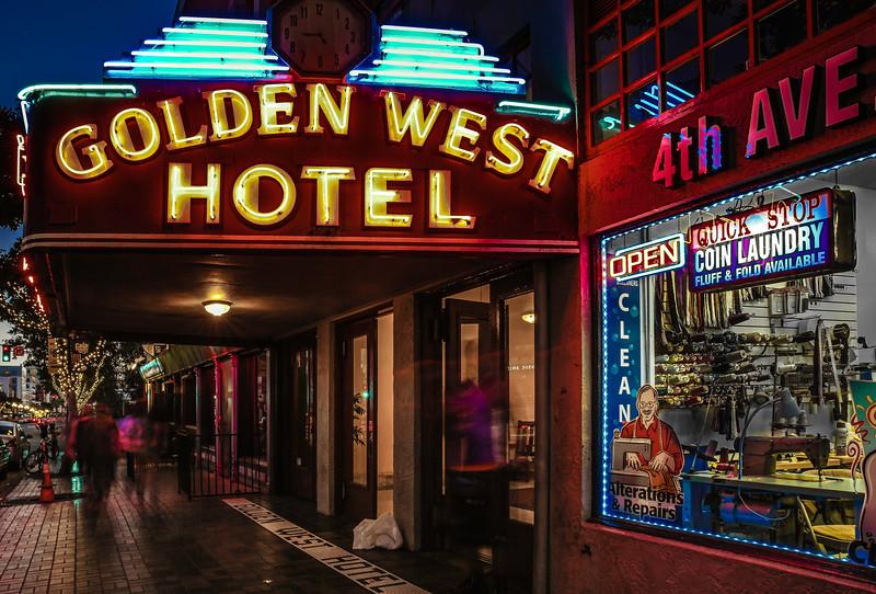 Golden West Hotel