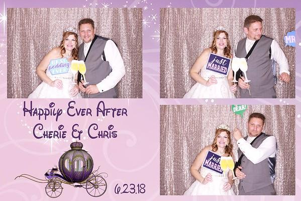 Cherie & Chris