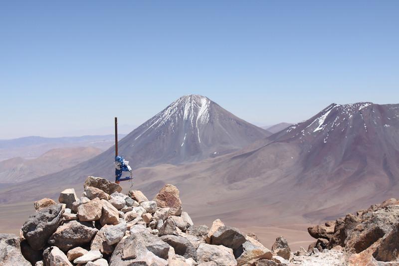 summit of Cerro Toco 18,500'