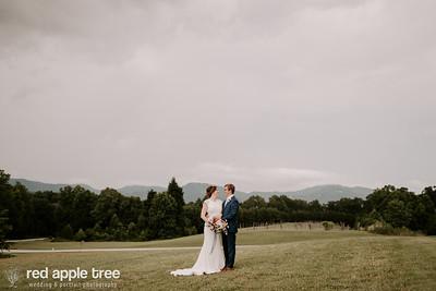 Megan + Logan Wedding