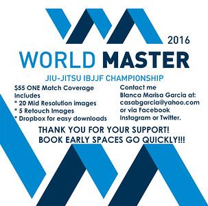 2016 Master Worlds
