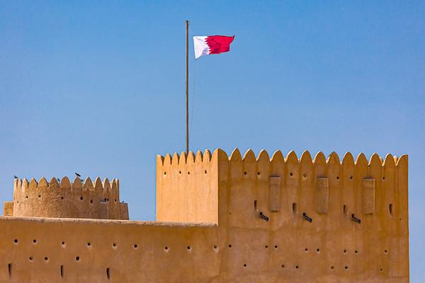 Qatar 2021 Al Zubara Fort