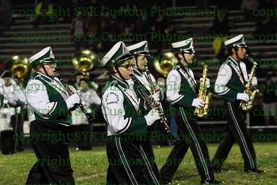 WBHS Band vs Salem