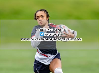 4/30/2018 - Girls Varsity Rugby - Lincoln-Sudbury vs Needham