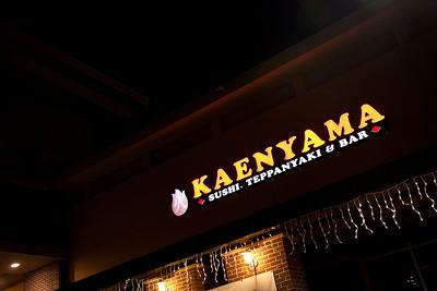 Prolific Kaenyama