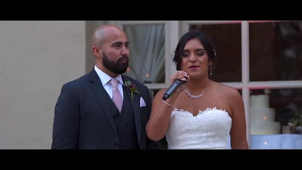 Natalie & Germaine Wedding