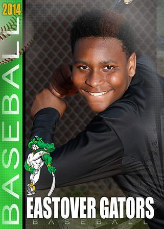 Eastover Baseball 2014