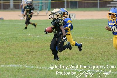 08-30-2014 Montgomery Village Sports Association vs Woodridge Super Tiny Mites,, Photos by Jeffrey Vogt Photography