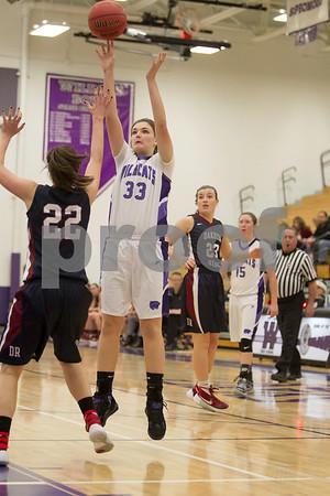 Awest Girls Basketball 2015-16