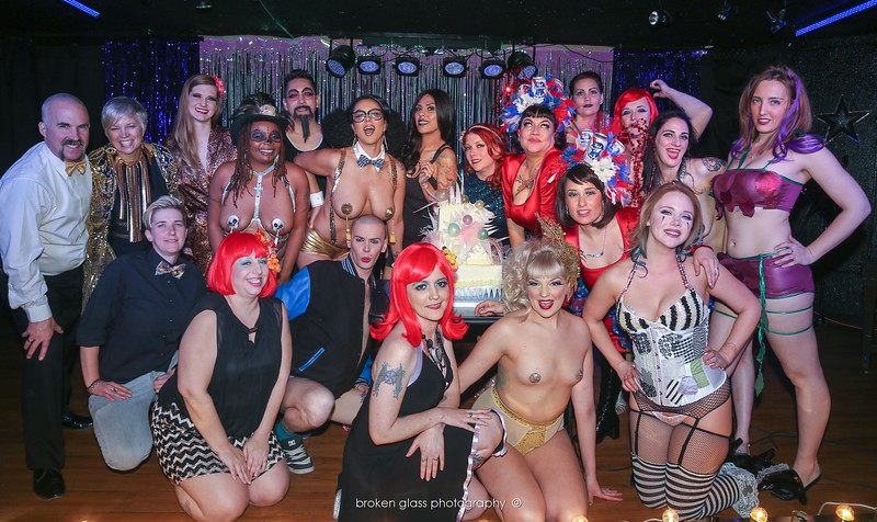 Peaks and Pasties 8th Anniversary Show - Friday