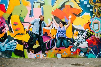 Jennifer and Anthony Engagement
