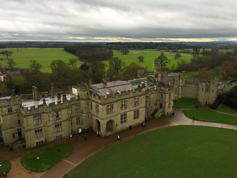 Warwick Castle - Warwick, UK