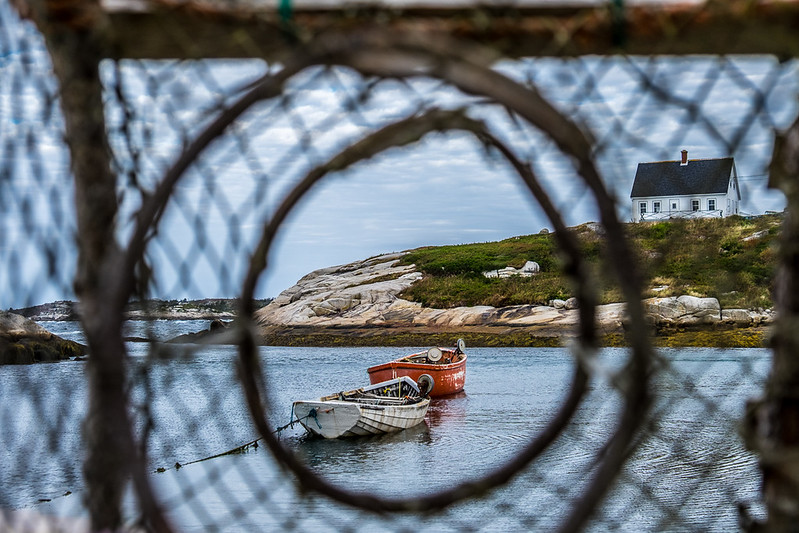 Peggy's Cove, Halifax