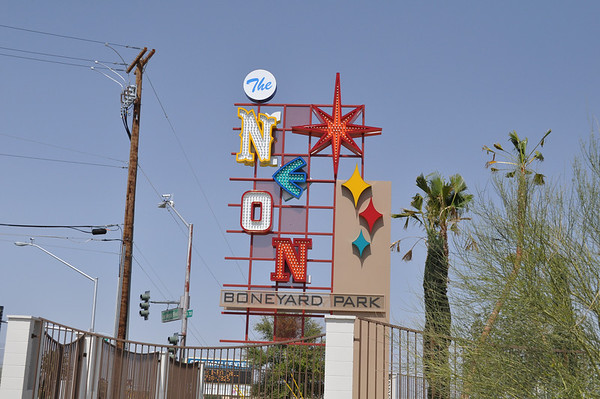 neon museum bone yard docented tour 2011