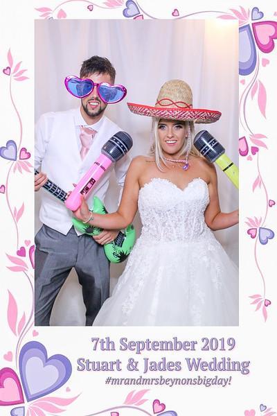 Jade & Stuarts' Wedding 07/09/19