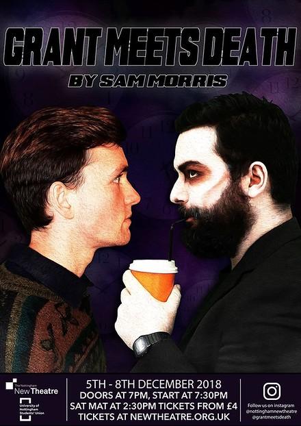 Grant Meets Death poster